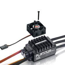 HobbyWing Platinum Pro 100A ESC 2S-6S Regler f bürstenloser Motor Heli 480/550