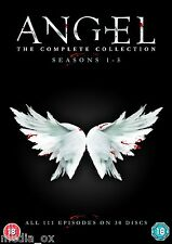 Angel - The Complete Seasons (Series) 1 2 3 4 & 5 Collection Box Set | New | DVD