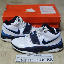 NIKE KD 2 II WHITE MIDNIGHT NAVY PHOTO BLUE 386423-141 US 11 supreme creamsicle