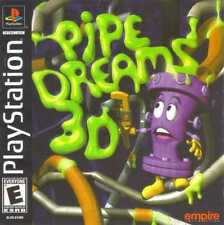 Pipe Dreams 3D  (PlayStation, 2001)