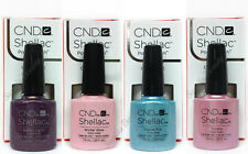 CND Shellac 0.25oz- All 4 shades from AURORA Holiday 2015 Collection 90870-90873