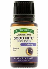 Nature's Truth Aromatherapy Good Nite Pure Essential Oil 0.51 Oz