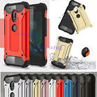For Motorola Moto G4 G4 Play Plus Protective Shockproof Hard Cover+Silicone Case