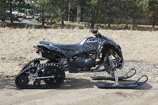 """Ktracks ATV All Season Track & 10"""" Ski System Conversion Kit Yamaha Banshee"""