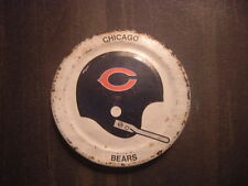 1970's Chicago Bears Gatorade Bottle Cap