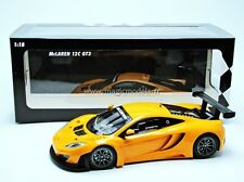 Minichamps 2012 Mc Laren MP4-12C GT3 Street Version Orange 1/18 New! In Stock!