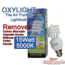 Ionmax Oxylight 15W 5000K B22 Bayonet negative ion Ionic Energy saver light bulb