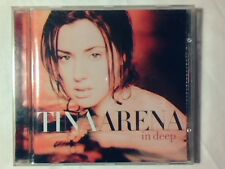 TINA ARENA In deep cd AUSTRIA