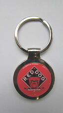 Red Dog Beer Key Chain, Red Door Beer Logo Keychain, Red Dog Beer Keychain