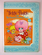 TICKLE PINKLE AND THE BEAUTIFUL BIRTHDAY PARTY - UPSY DOWNSY STORYBOOK - 1969