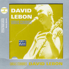 Obras Cumbres by David Lebon (2CDs, Oct-2002, Sony)
