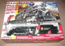 Lionel new 7-11399 Canadian Pacific G-Gauge Battery-operated train