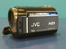 JVC Everio 60Gb Videocámara de disco duro HDD GZ-MG364BEK - (#17)