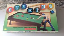 Vintage Rare BERWICK CUE KING SNOOKER POOL player#sealed NRFB
