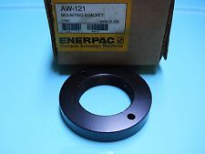 """ENERPAC AW-121 MOUNTING BRACKET 4-1/2"""" OD X 2-3/4"""" ID X 3/4"""" HEIGHT NEW IN BOX"""