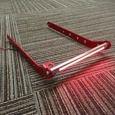 Honda 86-87 TRX250R Rear Grab Bar w/ Built In LED light / Atv Bumper