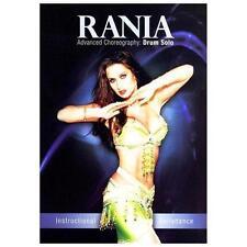 Rania - Advanced Choreography: Drum Solo  Instructional