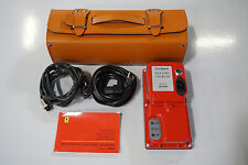 Ferrari Zivan Electronic Battery Charger K02 F1AE01 with leather case 12V