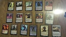 Mtg Planeswalker Lot Of 16 Liliana Of The Veil Ajani Jace Sorin Dack Fayden Foil