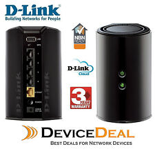 D-Link DIR-850L Wireless AC1200 Dual Band Gigabit Cloud Router - NBN Ready