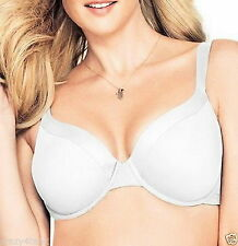 08181 TWO Maidenform Sweet Nothings Tuxedo Push Up Bras Satin Trim 8181 Bra