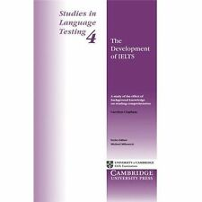 The Development of IELTS: A Study of the Effect of Background on Reading Compreh