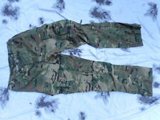UK MTP multicam CARINTHIA waterproof GORETEX GORE TEX TROUSERS COMMANDO SBS L M