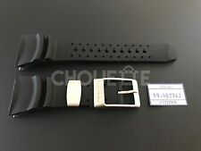 Citizen 29mm Black Rubber Watch Band for Eco-Drive Professional Diver BJ8050-08E