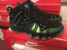 NIKE BARKLEY POSITE MAX GAMMA GREEN/GAMMA GREEN - BLACK MENS UK SIZE 10