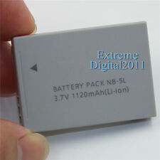 Replacement For Canon NB-5L Battery For Canon IXUS 960 970 IS PowerShot SX200