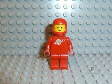 LEGO® Classic Space Figur Astronaut rot mit Airtank aus 1968 918 6930 6929 F02
