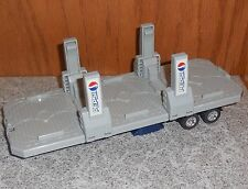 Transformers Rid Botcon PEPSI OPTIMUS Trailer Part Lot