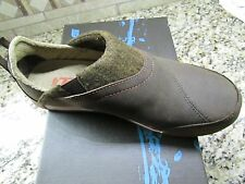 NEW TEVA HALEY LOAFER SHOES WOMENS 8.5 BROWN  FREE SHIP