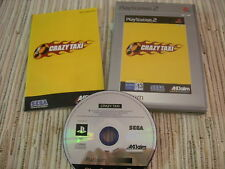 PLAYSTATION 2 PS 2 CRAZY TAXI
