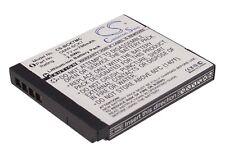 3.7 V Batteria per Panasonic Lumix DMC-FH6K, Lumix dmc-fx78a, LUMIX DMC-FS16P NUOVO