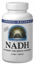 ENADAlert - Stabilized NADH 10mg pepermint sublingual Source Naturals, Inc. 10 T