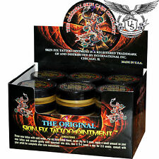 The Original Skin Fix All Natural Tattoo Aftercase - 24 Jars Per Case