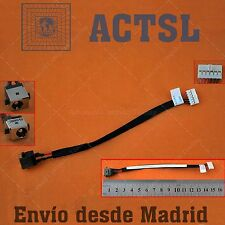 Conector DC Power Jack para ASUS X550C (with cable)