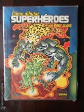 COMO DIBUJAR SUPERHEROES - POR BART SEARS - NORMA EDITORIAL (A1)