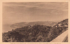 VILLEFRANCHE-SUR-MER domaine de la Léopolda vue générale