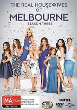 The Real Housewives of Melbourne: Season 3 NEW R4 DVD