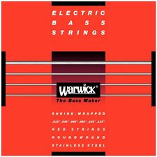 Warwick Red Strings Stainless Steel 6-String Bass