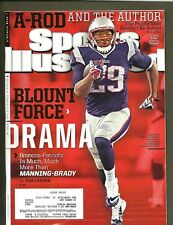 SPORTS ILLUSTRATED JANUARY 20, 2014 LEGARRETTE BLOUNT - NEW ENGLAND PATRIOTS