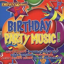 DREW'S BIRTHDAY PARTY MUSIC 2009 by The Hit Crew