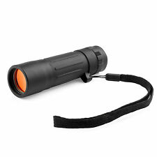 Mini Protable Monocular Telescope 10x25 Scope Visionking Camping Hiking Hunting
