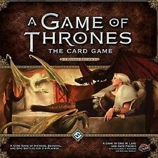 Game of Thrones The Card Game Second Edition Please Read Details