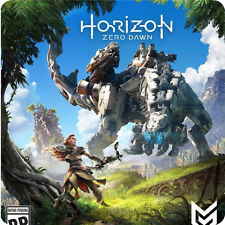 PS4 Horizon: Zero Dawn SONY PLAYSTATION Action Game SCE PREORDER
