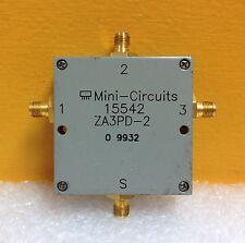 Mini-Circuits ZA3PD-2 1000 to 2000 MHz, 50Ω, 10W, SMA, 3 Way Splitter-Combiner