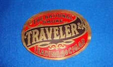 Vintage Lot of 4 Travelers Cigar Box Label New Old Stock Unused