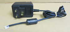 Alpha Micro AMCPS-023A AC Power Adapter 7.5V 300mA UK Plug
